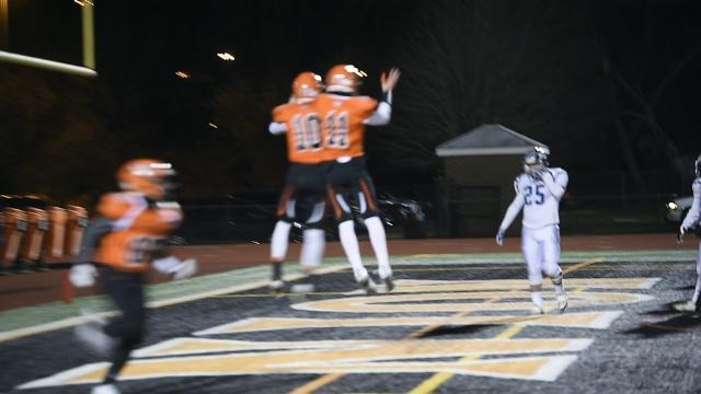 HS Football Video: U-E falls in state quarterfinal