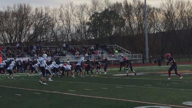 HS Football Video: Forks advances to state semifinal
