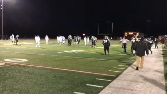 HS Football Video: Elmira falls in state quarterfinal