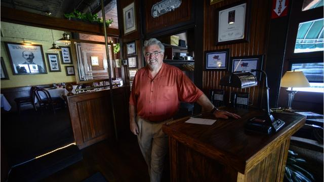After more than 40 years in the restaurant business, Jim McCoy is calling it quits, selling Number 5 of Binghamton's South Side and Lampy's in the Union District.