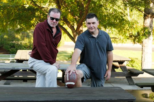 Pressconnects sports writers Kevin Stevens and Rob Centorani talk about the upcoming state football semifinals.