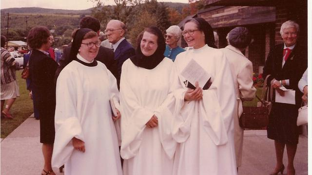 Sister Jeanne-Marie Pearse, 91, died Oct. 8.