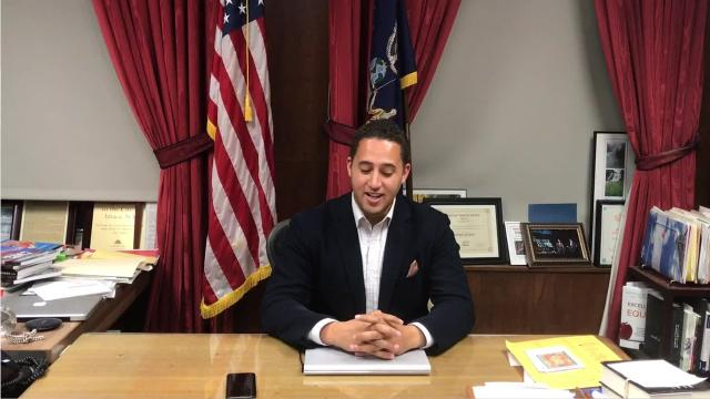 Ithaca Mayor Svante Myrick answers the question: What are the three hardest parts of your job?
