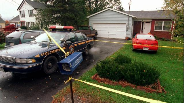 Investigation Discovery premiered Tuesday a serialized documentary series on Dryden's string of gruesome murders in the 1980s and 90s.