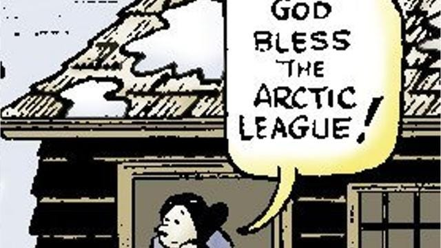 The Arctic League officially closed its 2017 fundraising appeal Monday.
