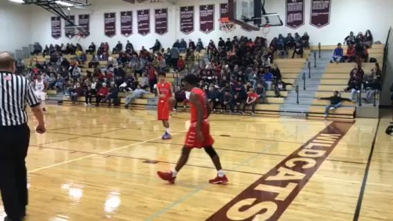Binghamton takes on Johnson City in STAC basketball.