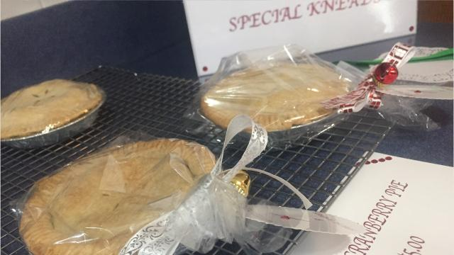 Angela Tallman, 34, of Endicott, has Down syndrome and has started a baking business called Special Kneads.