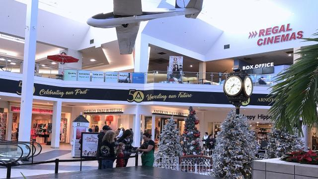 The Arnot Mall recently celebrated its 50th anniversary and has big plans for the coming years.