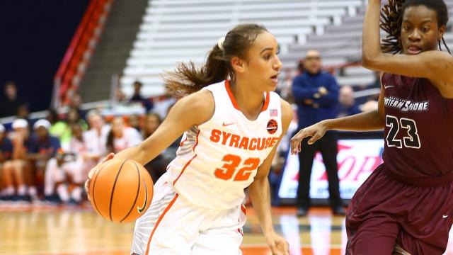 Harpursville graduate Miranda Drummond's success for Syracuse University's basketball team is among several items in the latest College Update.