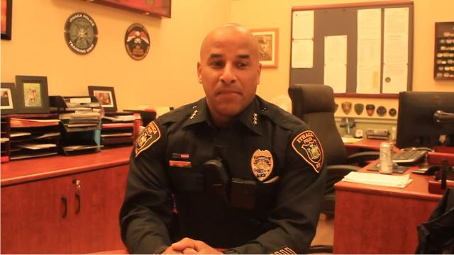 After 27 years of service to Ithaca Police Department and serving as Acting Chief since March, Pete Tyler was officially sworn in as Chief of Police in December. Here, Tyler tells The Ithaca Journal what his job means to him.