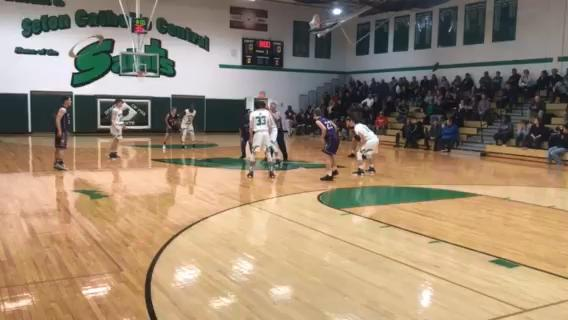 Video: Seton Catholic Central's boys on their way to victory over Norwich.
