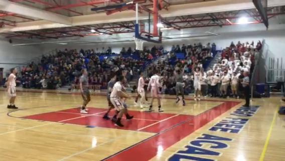 Video: M-E vs. Owego basketball