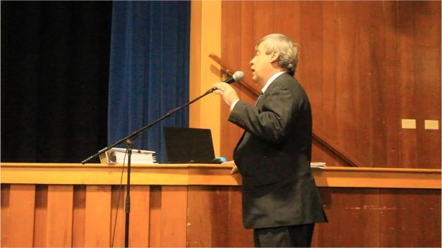 At the Romulus Town Planning Board's Jan. 8th meeting, attorney Alan Knauf, representing Rochester-based energy company Circular enerG, took questions from the board on Circular enerG's proposed trash incinerator project.