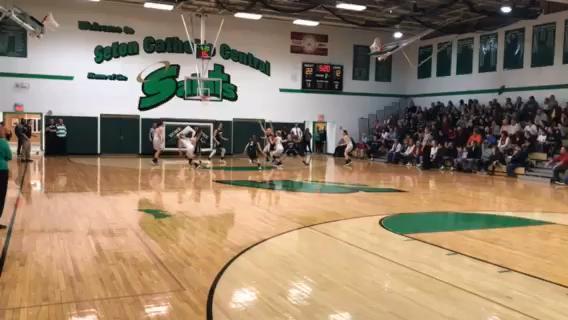 Video: SV at Seton CC basketball