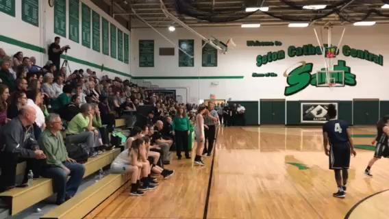 Video: SV vs. Seton CC basketball