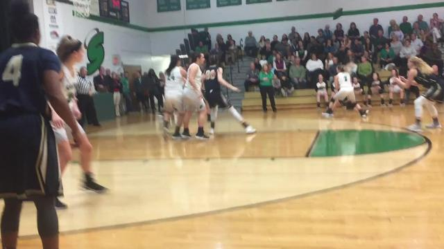 B-Devils, STHA and the girls basketball teams from Maine-Endwell, Owego, Susquehanna Valley and Seton Catholic Central are included in these video clips.