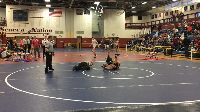 Video: S-VE/Candor takes second at Watson tourney