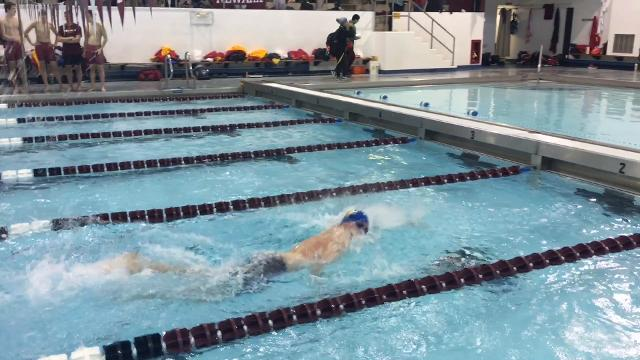 Odessa-Montour, Addison and Ithaca were the team champions Jan. 20 at the John Beecher Boys Swimming and Diving Invitational at Elmira's Ernie Davis Academy.
