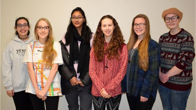 VIDEO: Vestal art students recognized for artwork