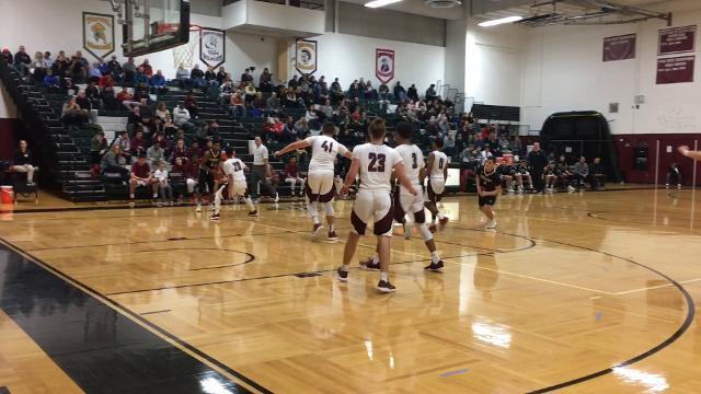 Elmira was a 48-44 winner over Corning in boys basketball Jan. 26 at Elmira High School.