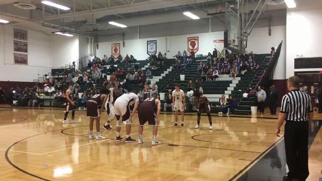 Elmira was a 52-37 winner over Johnson City in boys basketball Jan. 27 at Elmira High School. Nahjor Mack had 28 points for Elmira.
