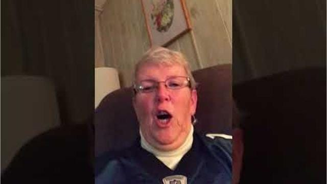 Video: This son gave his Eagles fan mom the greatest gift