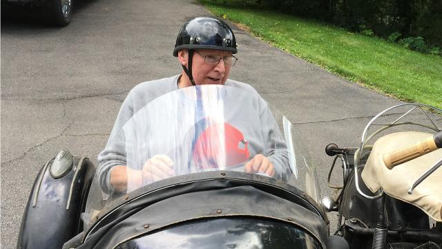 Video: Remembering Dan Kelley, 69