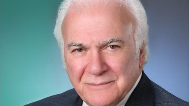 Ara Kradjian, 84, died on Feb. 3.