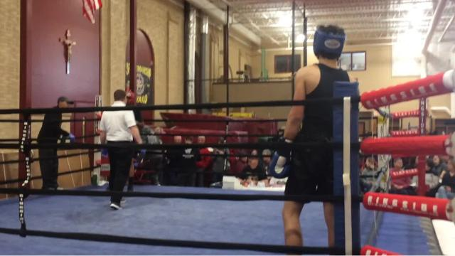 The Aquinas Institute in Rochester's boxing program began in 1932.