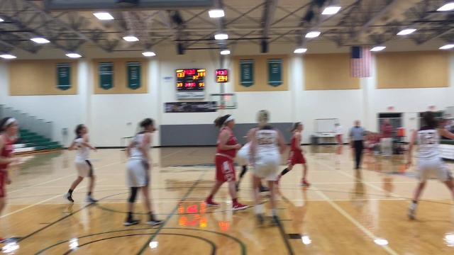 Waverly was a 56-29 winner over Whitney Point in the IAC Large School championship game Feb. 16 at Tompkins Cortland Community College in Dryden.