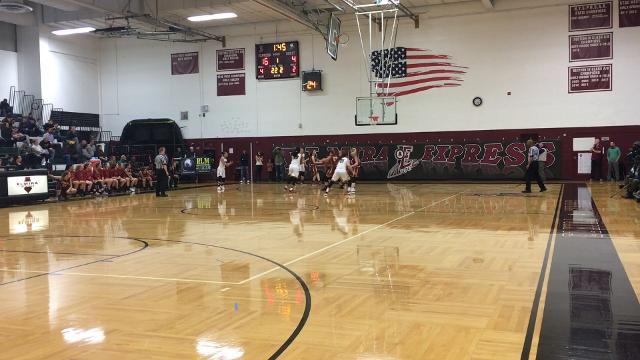 Elmira was a 77-37 winner over Ithaca on Feb. 28 in a Section 4 Class AA semifinal game at Elmira High School.
