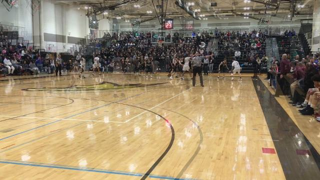 Ithaca was a 65-56 winner over Corning in the Section 4 Class AA title game March 3 at Corning-Painted Post High School.