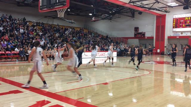 Bainbridge-Guilford was a 59-48 winner over Watkins Glen on March 4 in the Section 4 Class C championship game at SUNY Cortland, ending the Senecas' bid for a fourth consecutive sectional title.