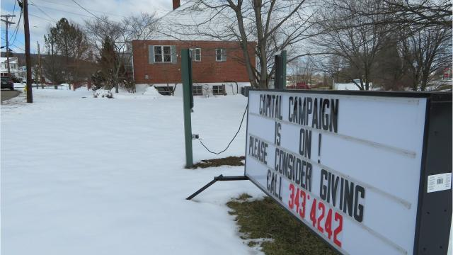 A 60-year-old Sunrise Terrace community center has been condemned, causing residents to issue an appeal for donations to repair abuilding that has served the neighborhood for generations.