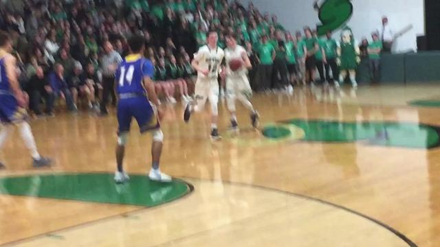 Seton Catholic Central's Leo Gallagher and Ava McCann, Owego's Kaci Donovan, Johnson City's Keith Harris and Maine-Endwell's Cody Petro featured in this video.
