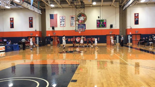 Pine Bush was a 72-57 winner over Ithaca on March 6 in a Class AA boys regional semifinal at Orange County Community College in Middletown.