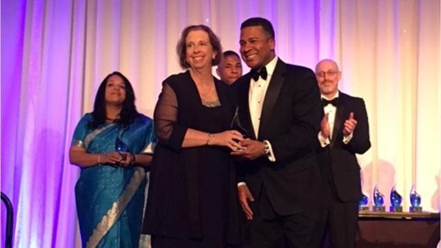 Betta Vice won the 2018 Felton Jenkins, Jr. Hall of Fame Award for Excellence in Teaching for all Georgia state colleges and universities.