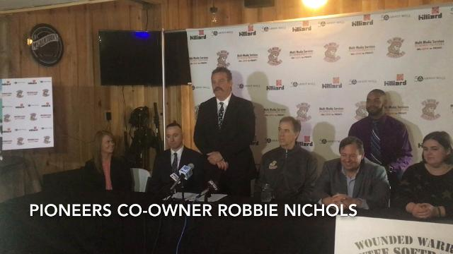 Video: Pioneers announce manager, Hot Stove guest