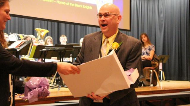 VIDEO: Why a Windsor Principal is the 'Principal of the Year'