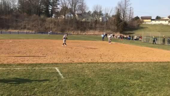 Video: Maine-Endwell's Emily Hess vs. Vestal.