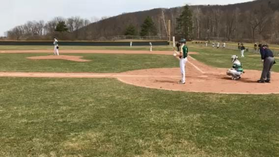 It's a family affair at Vestal _ and Saints come out on top.