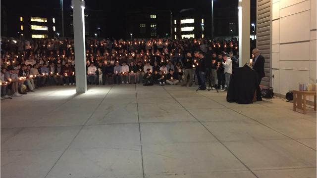 Joao Souza was fatally stabbed April 15 in his dorm room suite inside Windham Hall on the Binghamton University campus.
