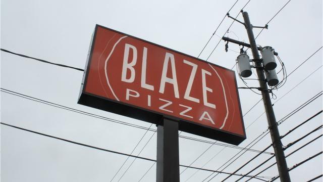 Blaze Pizza is located at 3714 Vestal Parkway in Vestal.