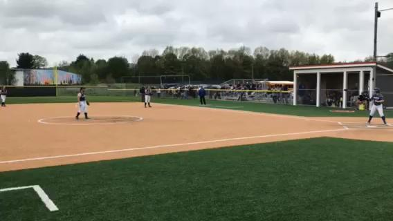 STAC softball final pitting Horseheads against Susquehanna Valley.