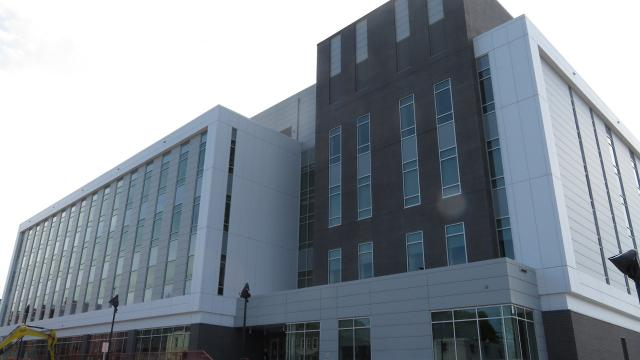 A scheduled July 9 move-in day for School of Pharmacy faculty and staff marks the opening for Binghamton University's Health Sciences Campus in Johnson City.