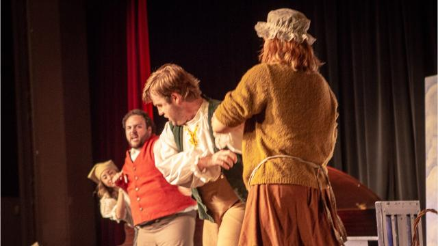 VIDEO: CAC brings free opera to Norwich students