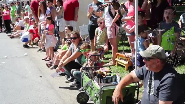 The 38th Annual Strawberry Festival was held in Downtown Owego June 15-16