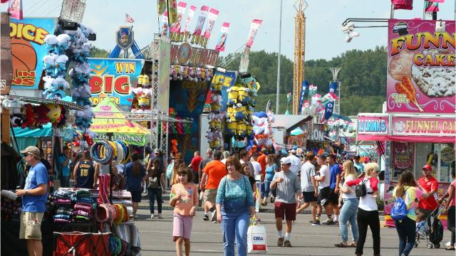 Great New York State Fair Schedule