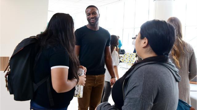 "Binghamton University School of Pharmacy dean ready ""to educate nation's top pharmacists"""