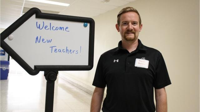 Paula Finch, who has worked as a teacher for 28 years, provided 5 tips for first-time teachers. Finch is currently a kindergarten teacher with the Vestal Central School District.